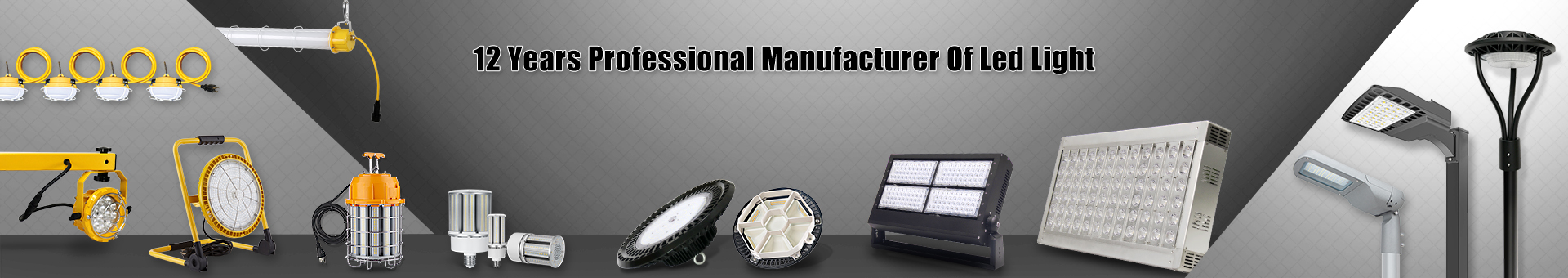 LED Work Lighting