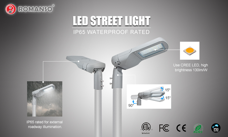 NEW LED Street Light Sharing