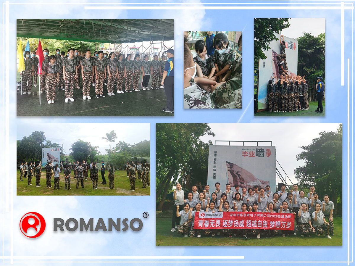 News of ROMANSO outward bound