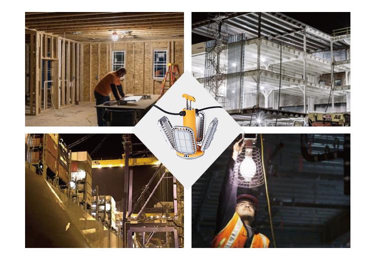 LED Temporary Work Light-K5-16