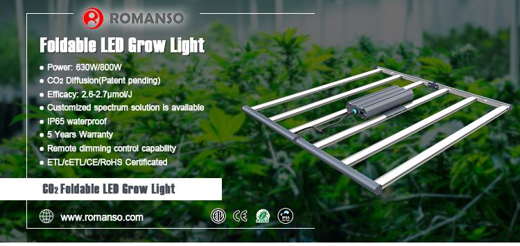 630W Flodable LED Geow Light