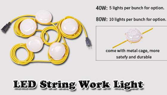 Romanso Launchs New Product- Led String Lights