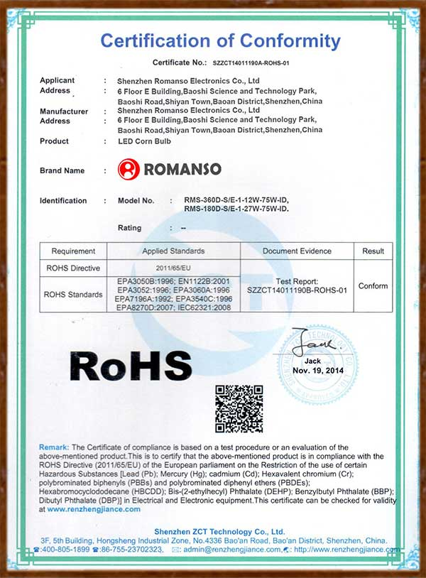 RoHS(12-75)
