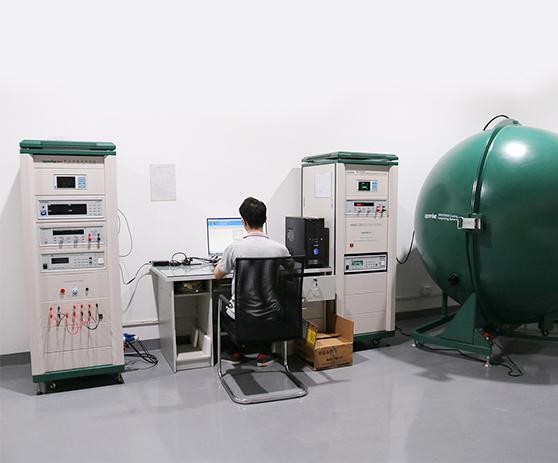 IES Spectroradiometer Testing